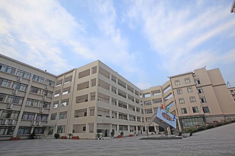 2008年 新校区正式启用